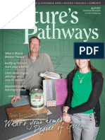 Nature's Pathways April 2015 Issue - Southeast WI Edition