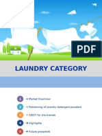 Laundry Category Presentation