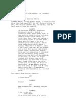 True Romance Script
