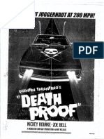 Death Proof Script