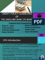 CPG sample