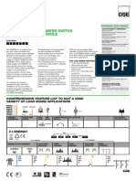 DSE8661 Data Sheet