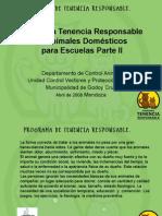 Programa Tenencia Responsable Escuelas Parte 2