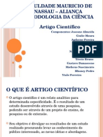 Metodologia Da Ciência-seminario