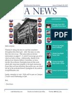 Suffolk Law SBA Newsletter 19 - 3/30/15