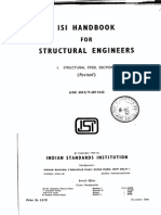 Is Structural Handbook