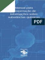 Manual Para Interpretação de Subst Quim