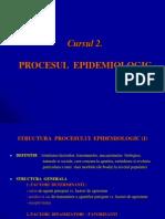 Curs 2. Procesul Epidemiologic