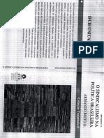 O Sindicalismo na Política Brasileira Armando Boito Jr.