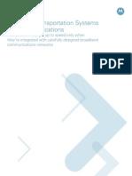 Designing Intelligent Transportation Systems White Paper