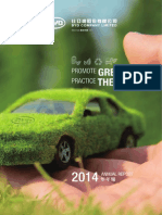 BYD Company Limited 2014 Annual Report