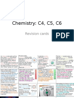GCSE Chemistry Revision Notes (4-6)