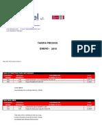 210503 Fematel Tarifa 2015