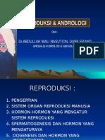 REPRODUKSI & ANDROLOGI