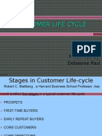 Customer Life Cycle
