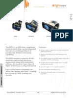 SF03 - Laser Rangefinder