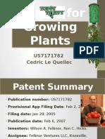 Planter IP Presentation Final