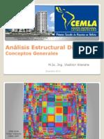 Conceptos Generales dinamica estructural