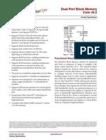 DPRAM Datasheet
