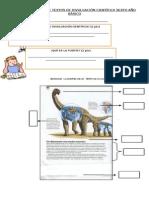 Guía de Aprendizaje Textos de Divulgación Científica 5to