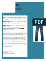 Denim Day Flyer 2015