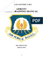 2013 AFROTC Field Training Manual