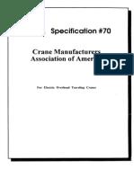 Norma Crane Manufacturers Association of America 70
