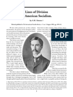 American Socialism Long Lines