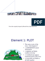 short story - elements of a short story