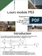 Cours Rdm - MS3 - Partie 1