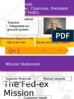 [Thurs] FedEx Presentation