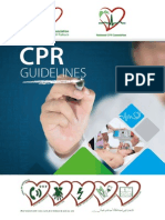 Saudi CPR Guidlines in English