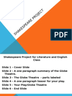 Shakespeare Project 2