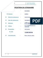 Rapport de Stage fiduciaire