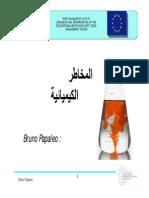 Chemical Risks (Papaleo) - Arabic