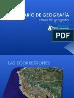Ecorregiones, Cuenca Amazónica y Antartida
