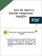 NAGEH Hotelaria 1ª Parte