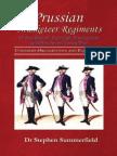 Prussian Musketeers Regiments (7YW)