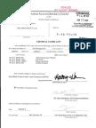 Criminal Complaint Force/Bridges