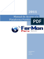 Manual de Acceso a La Plataforma Position Logic