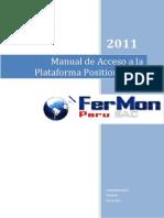Manual de Acceso a La Plataforma Position Logic
