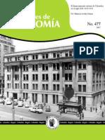 El financiamiento Externo de Colombia en el Siglo XIX (1820-1920)