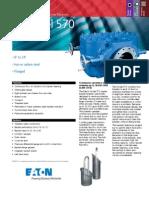 Eaton Duplex Basket Strainer Model 570 Technical Information US