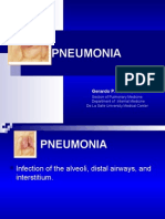 7343603 Med Ppt Pneumonia for Lecture