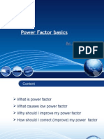 Power Factor Basic Slide