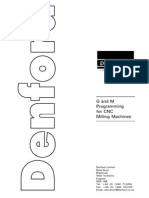 G and M Programming for Mills Manual