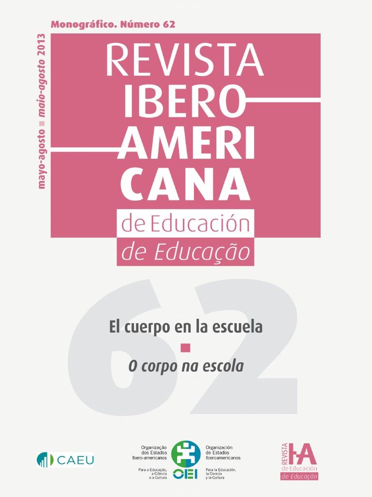 Escolarizacion Del Cuerpo y de Los Cuerpos 8d80619254b5