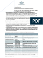 Piping Vibration Design Considerations