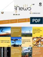 veille EffiNews Energies n° 69