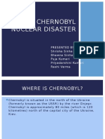 CHERNOBYL NUCLEAR DISASTER.pptx